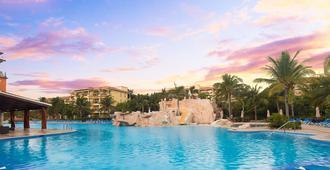 Hotel Marina El Cid Spa and Beach Resort - Puerto Morelos - Piscina