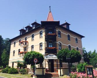 Hotel Bahnhof Bertsdorf - Olbersdorf - Building