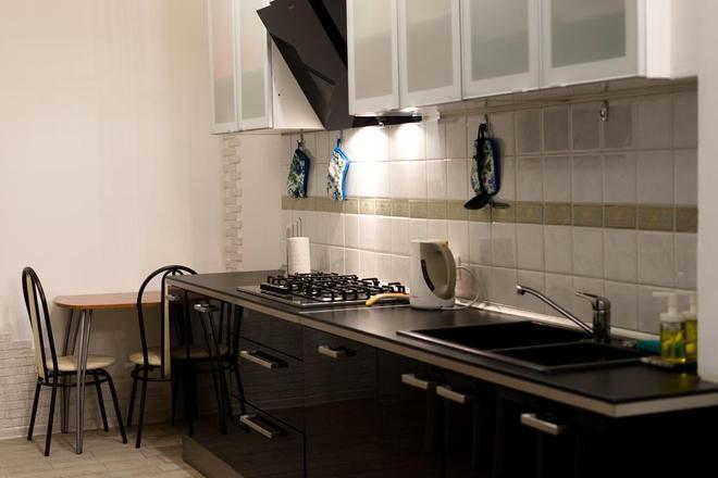 森尼亞旅館 - 聖彼得堡 - 廚房
