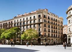 Hotel Colón Barcelona - Barcelona - Byggnad