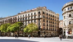 Hotel Colón Barcelona - Barcellona - Edificio