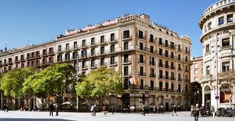 Hotel Colón Barcelona - Barcelona - Building