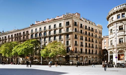 Hotel Colón Barcelona - Barcelona - Rakennus