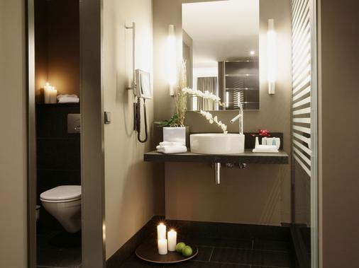 波士頓漢堡酒店 - 漢堡 - 漢堡 - 浴室