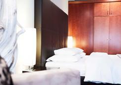Boston Hotel Hamburg - Hamburg - Bedroom
