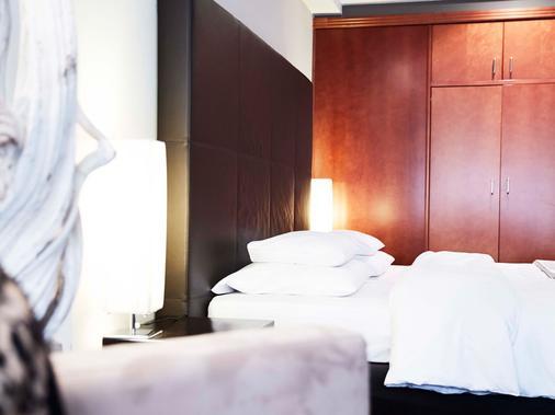 波士頓漢堡酒店 - 漢堡 - 漢堡 - 臥室