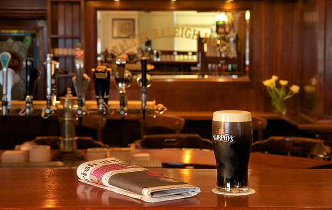 Walter Raleigh Hotel - Youghal - Bar
