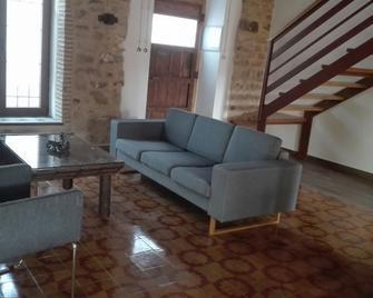 El Cobijo - Baeza - Living room