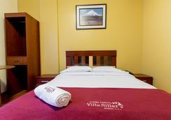 Hostal Villa Sillar - Arequipa - Bedroom