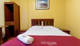 Hostal Villa Sillar - Arequipa - Camera da letto