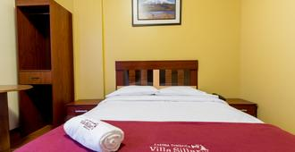 Hostal Villa Sillar - Arequipa - Bedroom
