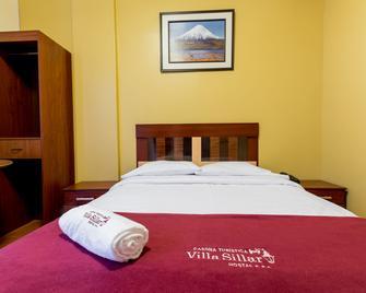 Hostal Villa Sillar - Arequipa - Slaapkamer