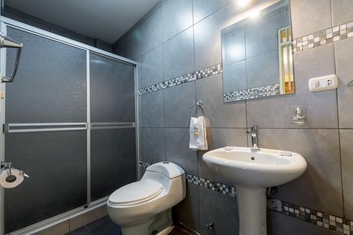 Hostal Villa Sillar - Arequipa - Bathroom