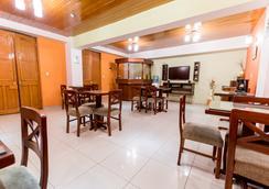 Hostal Villa Sillar - Arequipa - Restaurant