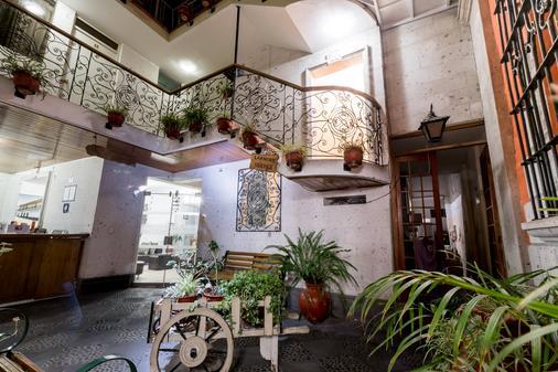 Hostal Villa Sillar - Arequipa - Building