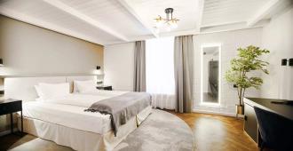 康維塔塞塔酒店 - 里加 - 里加 - 臥室