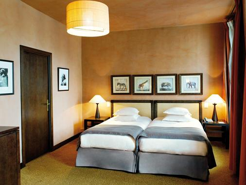 New Hotel Le Quai - Vieux Port - Marseille - Makuuhuone