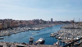New Hotel Le Quai - Vieux Port - Marseille - Parveke