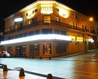 Hotel Iberia - Кокімбо - Building