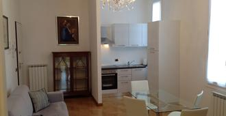 Italianway Apartments - Villa Mafalda - San Remo - Living room