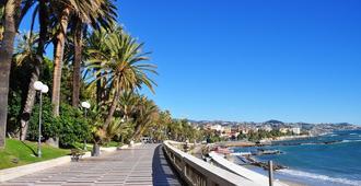 Italianway Apartments - Villa Mafalda - San Remo - Beach