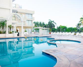 Hotel Romano Palace Acapulco - Acapulco - Gebäude