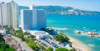 Hotel Romano Palace Acapulco - Acapulco - Näkymät ulkona