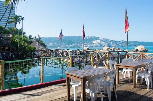 Hotel Romano Palace Acapulco - Acapulco - Balcony