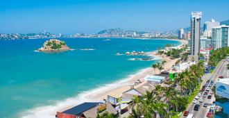Hotel Romano Palace Acapulco - Acapulco - Beach