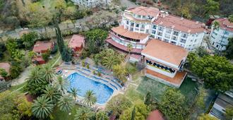 Hotel Victoria Oaxaca - Oaxaca - Vista externa
