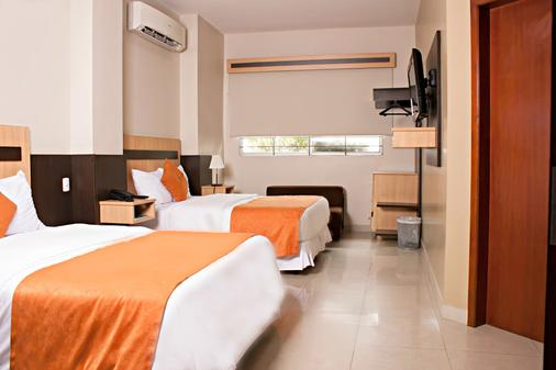 Hotel Corona Real - Guayaquil - Bedroom
