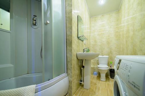 Apart-hotel Sunrise - Vladivostok - Phòng tắm