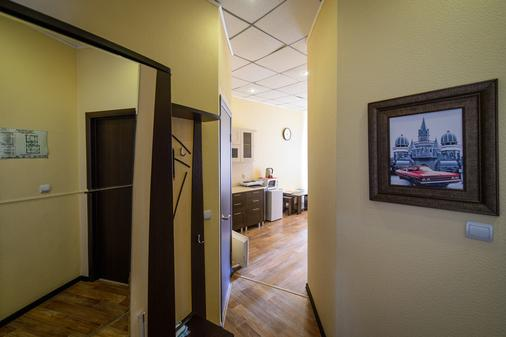 Apart-hotel Sunrise - Vladivostok - Tiền sảnh