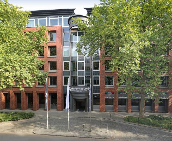 純風水元素概念酒店 - 布萊梅 - 不來梅 - 建築