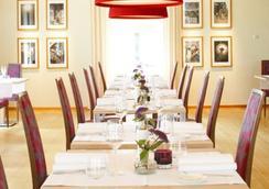 Kur und Wellnesshaus Spreebalance, The Originals Relais (Relais du Silence) - Burg (Spreewald) - Εστιατόριο