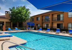 Courtyard by Marriott Fort Worth South/University Drive - Fort Worth - Bể bơi