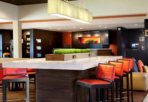 Courtyard by Marriott Fort Worth South/University Drive - Fort Worth - Bar