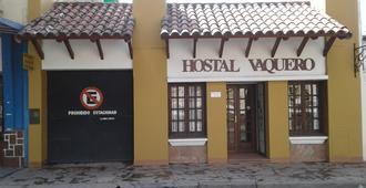 Hostal Vaquero - Ciudad de Salta - Edificio