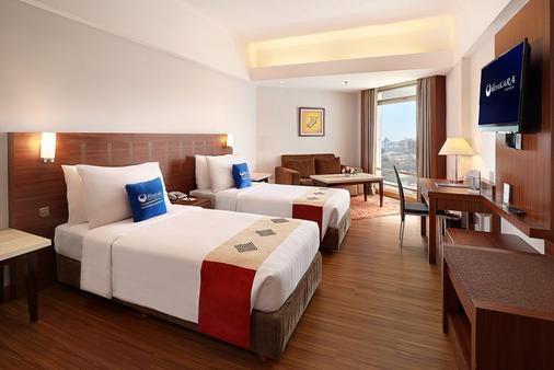 雅加達潘柯蘭必達卡拉大酒店 - 雅加達 - 南雅加達 - 臥室