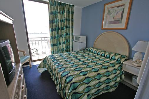 Newport Beach Resort - Wildwood - Schlafzimmer
