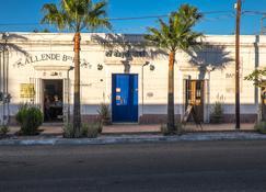 El Angel Azul Hacienda - La Paz - Edificio