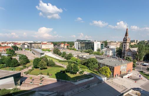 Danubius Hotel Arena - Budapest - Nähtävyydet