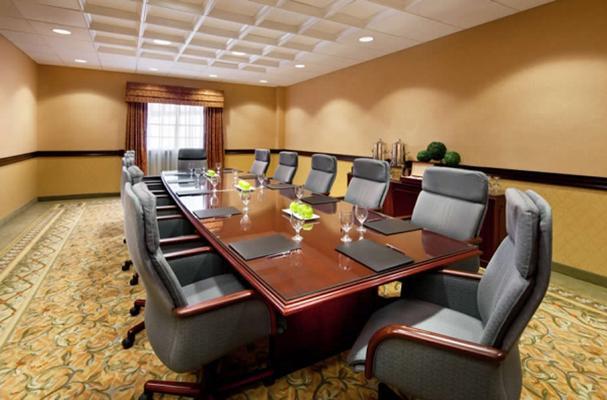 Anaheim Majestic Garden Hotel - Anaheim - Neuvotteluhuone