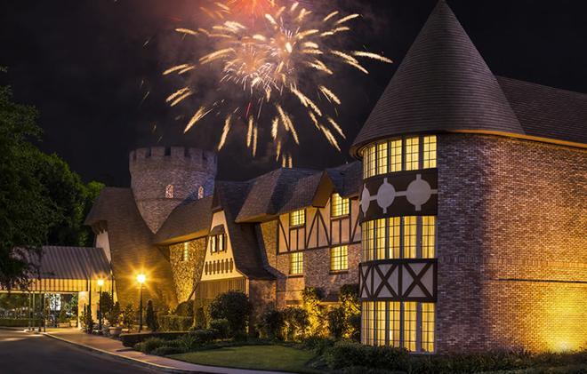 Anaheim Majestic Garden Hotel - Anaheim - Rakennus