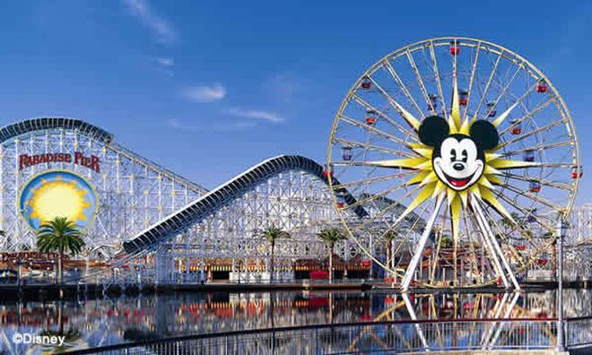 Anaheim Majestic Garden Hotel - Anaheim - Nähtävyydet