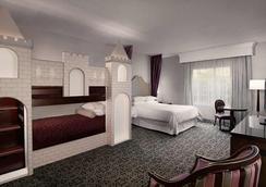 Anaheim Majestic Garden Hotel - Anaheim - Phòng ngủ