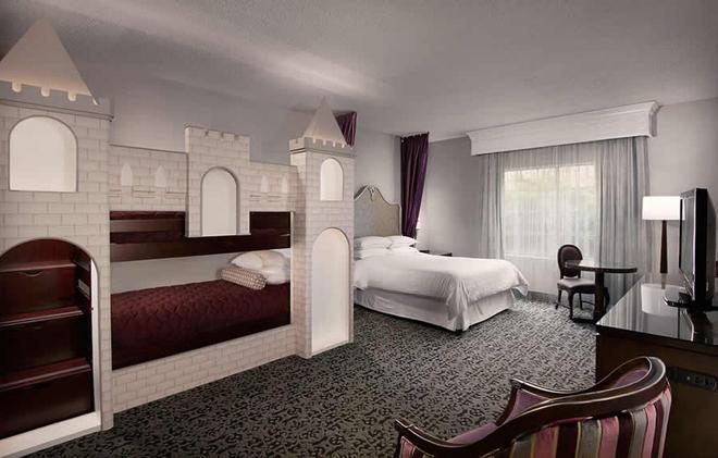 Anaheim Majestic Garden Hotel - Anaheim - Makuuhuone