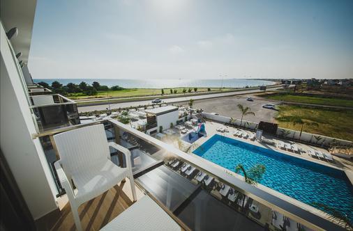 Sea Life Hotel - Tríkomo - Balcony