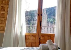 Hotel La Casa Grande Fuertescusa - Fuertescusa - Bedroom