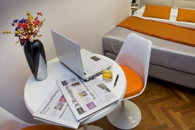 Relais Forus Inn - Rome - Dining room